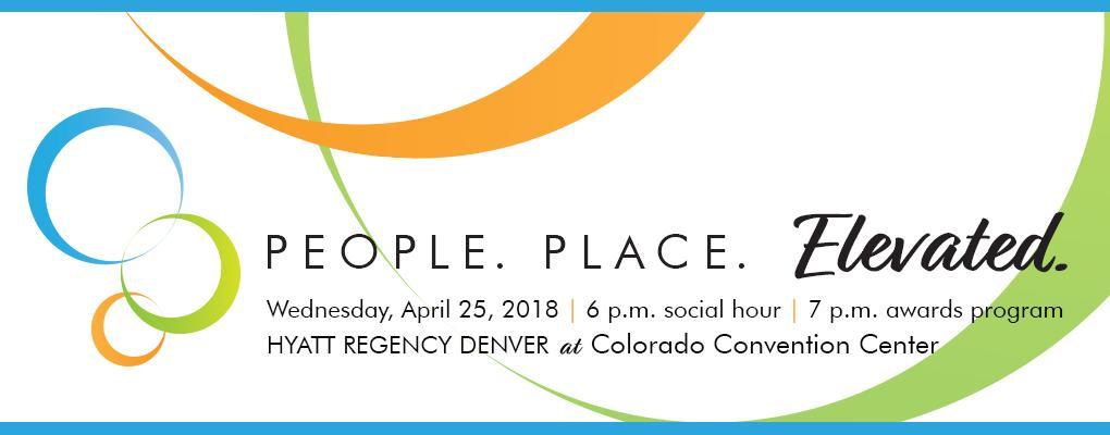 People Place Elevated (2018 Awards logo)